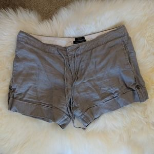 Tommy Hilfiger gray summer shorts sz 8